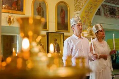 Что необходимо для проведения обряда венчания