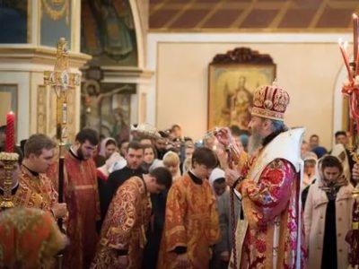 Кто возглавляет Украинскую церковь
