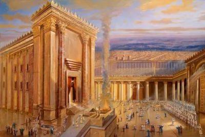 Когда был разрушен Первый Иерусалимский храм