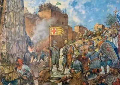 Когда арабы захватили Иерусалим