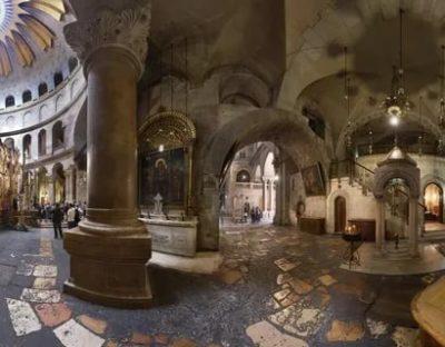 Какие храмы есть в Иерусалиме