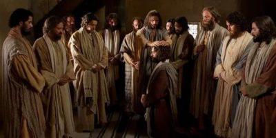 Кто из 12 апостолов был женат