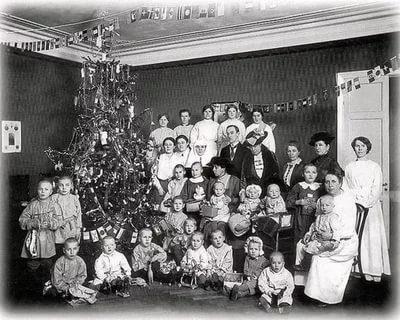 Когда праздновали Рождество в царской России