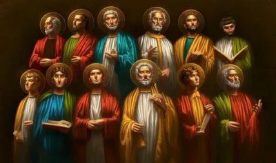 Сколько святых апостолов