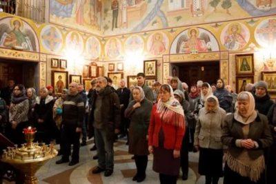 Сколько по времени длится Божественная литургия