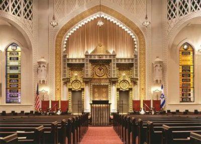 Как называется иудейский храм