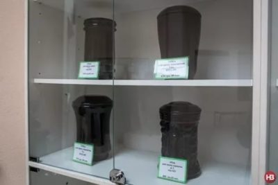 Как забрать урну с прахом из крематория