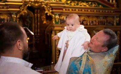 Кто может быть крестным у ребенка