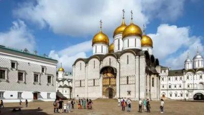 Кто строил Успенский собор Московского Кремля ответ
