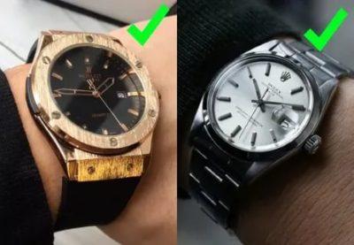Можно ли сыну носить часы умершего отца