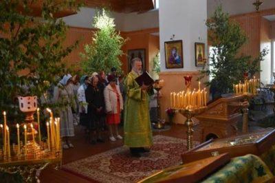 Можно ли убираться в день Святой Троицы