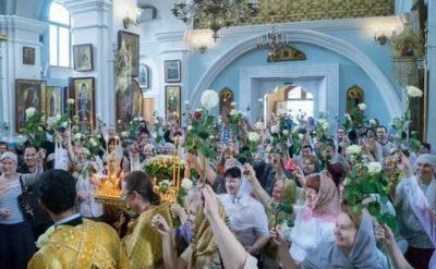 Что за церковный праздник 12 июля