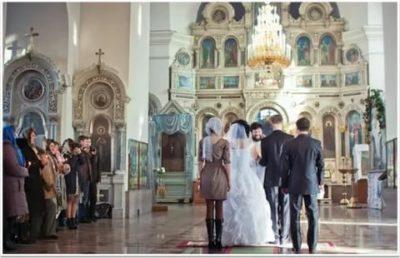 Можно ли венчаться в церкви без росписи в загсе