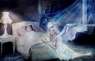 Как во сне поговорить со своим Ангелом Хранителем