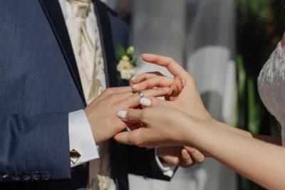 Для чего надевают кольца на свадьбе