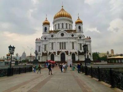 Где находится Храм Христа Спасителя