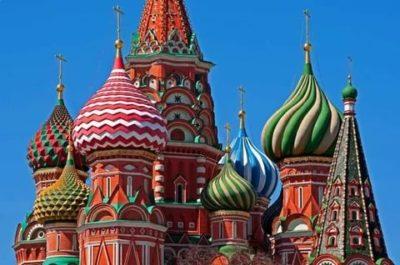 Сколько куполов в комплексе храма Василия Блаженного