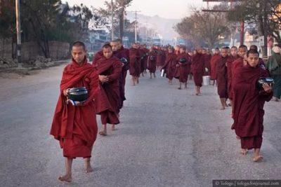 Какая религия преобладает в Индокитае