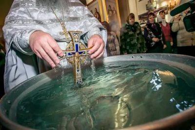 Как правильно хранить святую воду