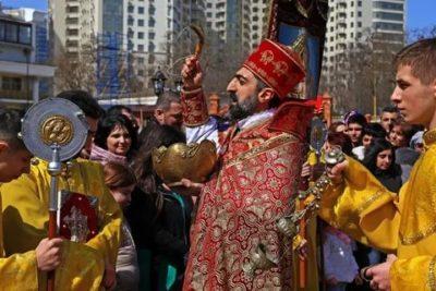 Какое христианство у армян