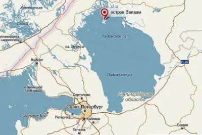 Где находится Валаамский монастырь на каком озере