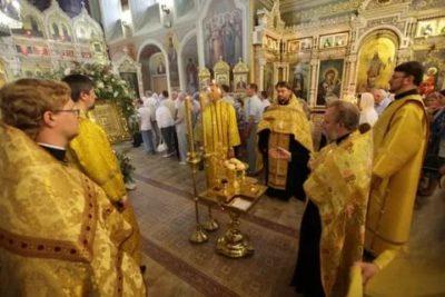 Что такое лития в православии