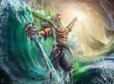 Кто такой бог Посейдон