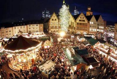 Когда празднуют Рождество в Европе