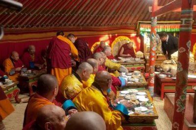 Какая религия у монголов