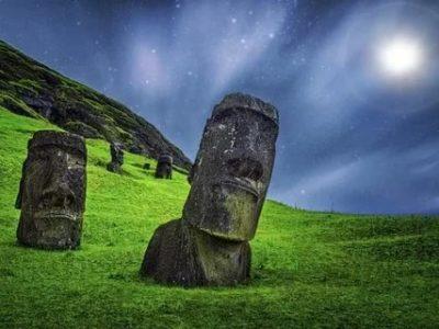 Почему так называется остров Пасхи