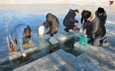 Где можно хранить святую воду