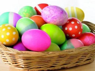 Что такое Пасха и яйца