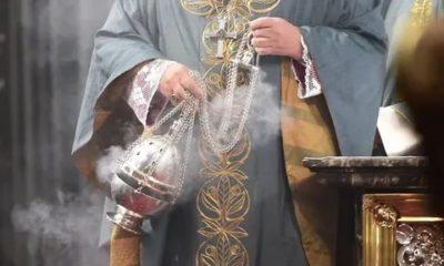 Что такое ладан в церкви