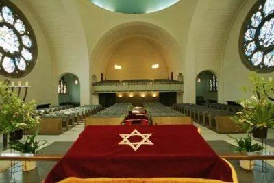 Как называется церковь у евреев