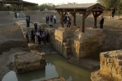 Где крестили Иисуса Христа