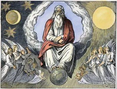 Кто сотворил мир