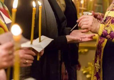 Что такое помазание в храме