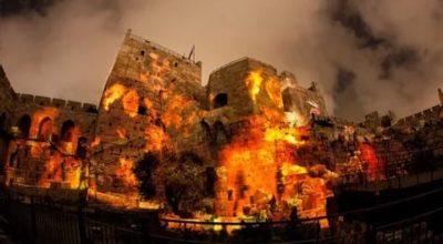 Сколько раз был разрушен Иерусалим