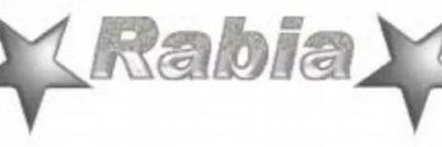 Что означает женское имя Рабия