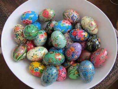 Можно ли до Пасхи есть яйца