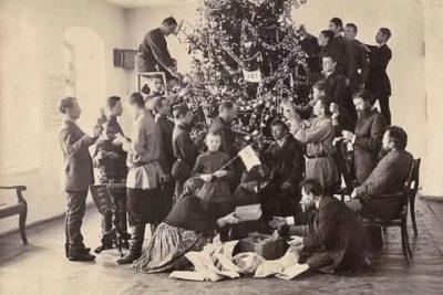 Когда праздновали Рождество до революции