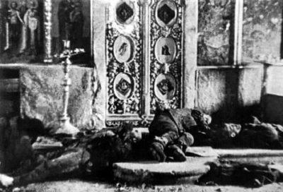Сколько было расстреляно священников