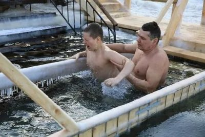 Когда можно купаться на Крещение 18 или 19