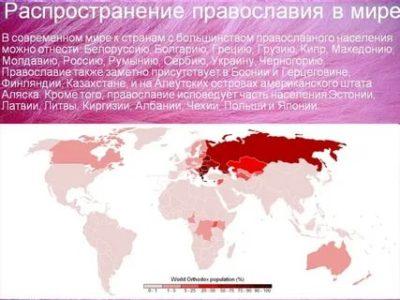 Сколько стран исповедуют христианство