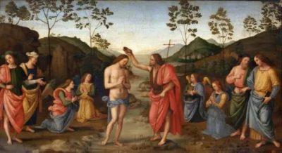 Где происходило крещение Христа