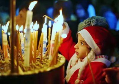 Когда Рождество в православной церкви