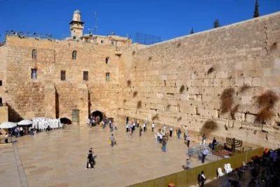 В каком году был построен Иерусалим