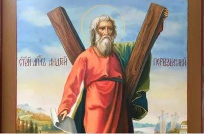 Почему апостола Андрея называют Первозванным