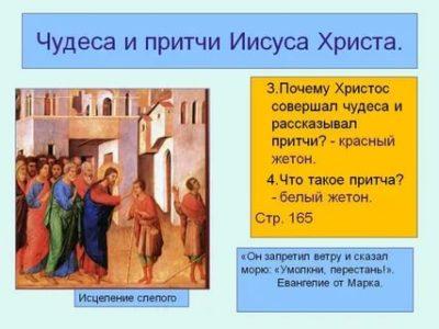 Сколько притч Иисуса Христа