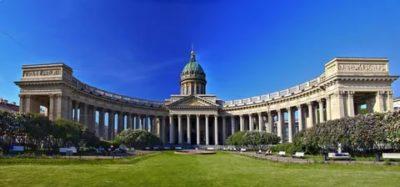 Кто был архитектором Казанского собора